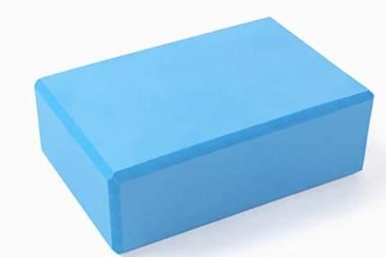 Кирпич для йоги RamaYoga из пены синий