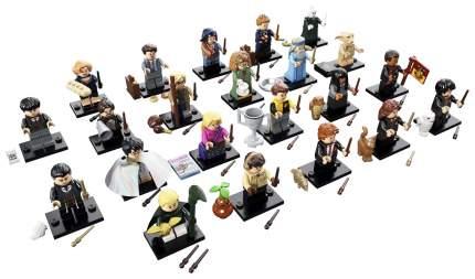 Конструктор LEGO Minifigures Минифигурки Гарри Поттер и Фантастические твари 71022