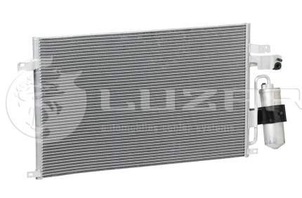Радиатор кондиционера Luzar LRAC0576