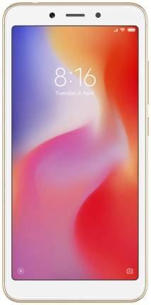 Смартфон Xiaomi Redmi 6A 16Gb Gold