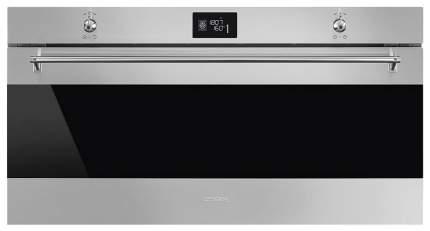 Встраиваемый электрический духовой шкаф Smeg SFR9390X Silver