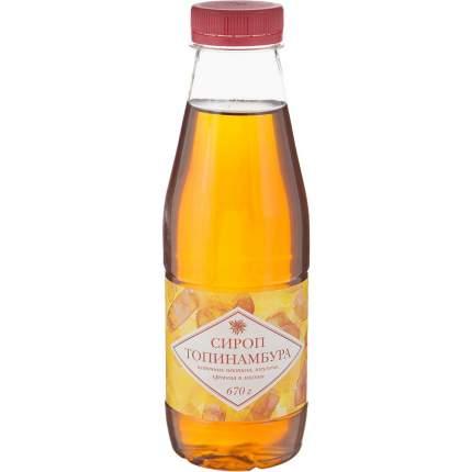 Сироп Seryogina топинамбура без лимонного сока 670 г