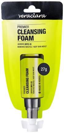 Пенка для умывания Veraclara Premier cleansing foam