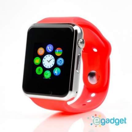 Смарт-часы Smart Watch A1 Red/Red