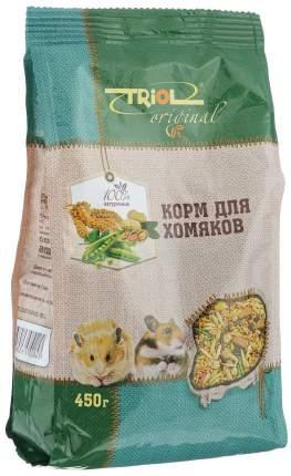 Корм для хомяков Triol Original 0.45 кг 1 шт