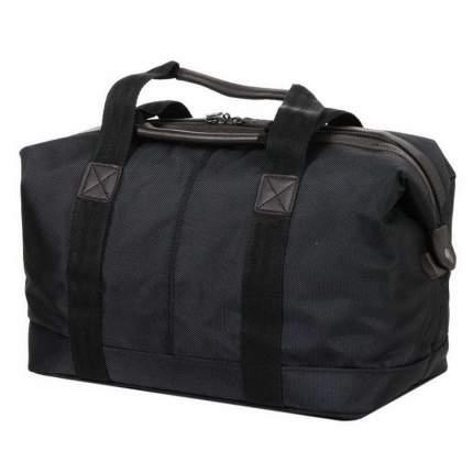 Дорожная сумка Davidts Master Mariner черная 37 x 22 x 23