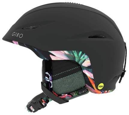 Горнолыжный шлем женский Giro Fade Mips 2019, черный, M