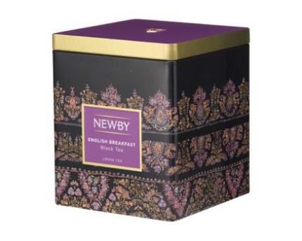 Чай черный Newby английский завтрак 125 г
