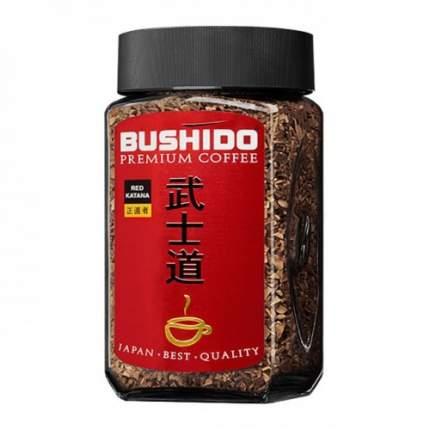 Кофе растворимый Bushido рэд катана 50 г