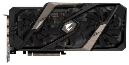 Видеокарта GIGABYTE Aorus nVidia GeForce RTX 2080 (GV-N2080AORUS-8GC)