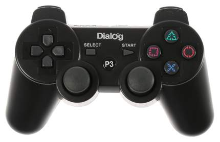Геймпад Dialog GP-A16RF Black