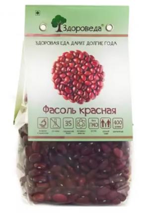Фасоль Здороведа красная 400 г