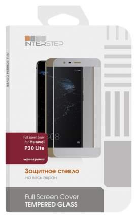 Защитное стекло InterStep для Huawei P30 Lite Black
