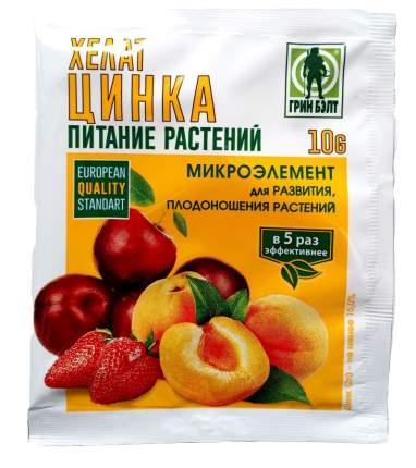 Фитогормон для плодовитости, продления жизни Грин Бэлт Хелат цинка 202772 0,01 кг