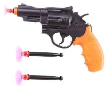Огнестрельное игрушечное оружие Shenzhen Jingyitian Trade Пистолет с присосками 14 см