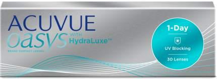 Контактные линзы Acuvue Oasys 1-Day with HydraLuxe 30 линз R 9,0 +7,50