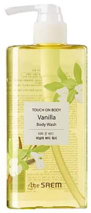 Гель для душа The Saem Touch on Body Vanilla Body Wash 300 мл