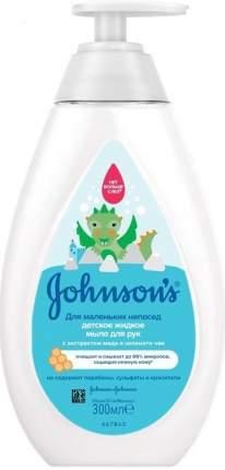 Детское жидкое мыло Johnson's Baby для маленьких непосед 300 мл