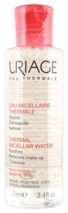 Мицеллярная вода Uriage Thermal Micellar Water очищающая для чувствительной кожи 100 мл