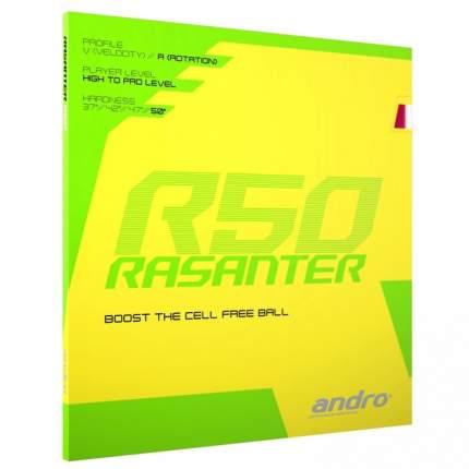 Накладка для ракетки Andro Rasanter R50 черная max