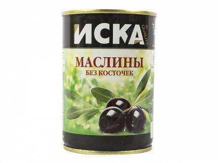 Маслины Iska черные 300 мл