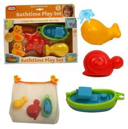 Игрушки для купания Fun Time Лодка морская звезда кит 5027