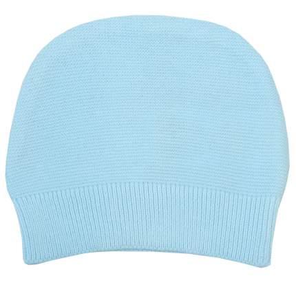 Шапка детская Папитто, цв. голубой р-р 36