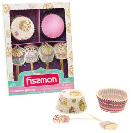 Набор для выпечки Fissman Cupcakes