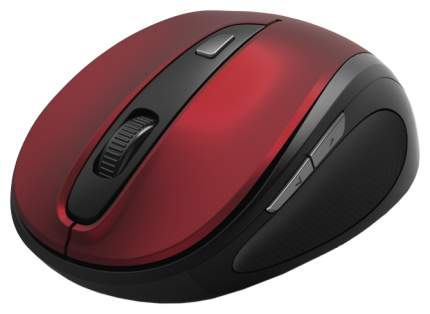 Беспроводная мышь Hama MW-400 Red/Black (182628)