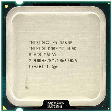 Процессор Intel Core 2 Quad Q6600 OEM
