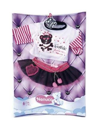 Набор одежды для кукол Famosa Ненуко