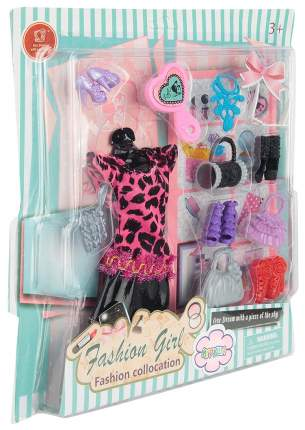 Набор одежды для кукол Fashion Girl ES-2212-A