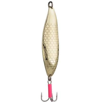 Блесна колеблющаяся Mikado Diver №5 28 г, 9 см, золото