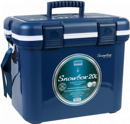 Термоконтейнер Camping World Snowbox Marine 38194 Синий