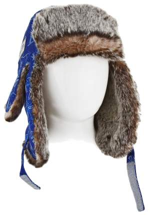 Детская шапка LappiKids 815 р.52 синий