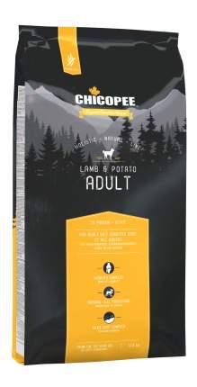 Сухой корм для собак Chicopee Holistic Nature Line Adult Lamb&Potato, ягненок, 12кг