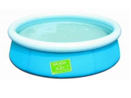Bestway, Детский бассейн с надувным верхом 152х38см, 480л, 11,5 кг, от 3 лет, 57241 BW