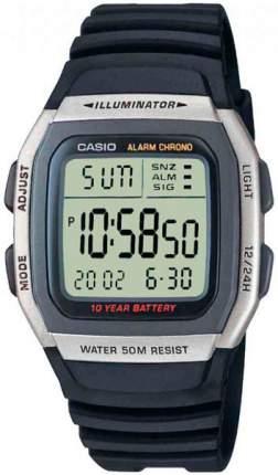 Наручные часы электронные мужские Casio Illuminator Collection W-96H-1A