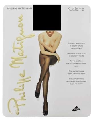 Колготки Philippe Matignon GALERIE 40 / Nero (Черный) / 3 (M)