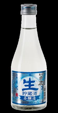 Саке Hakushika Honjozo Namachozo