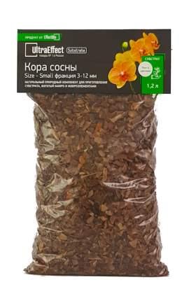 Кора сосны для орхидей UltraEffect BioLine Small фракция 3-12мм 1,2 л