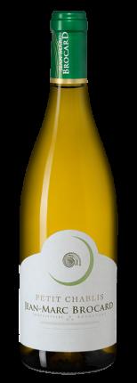 Вино Petit Chablis, Jean-Marc Brocard (Domaine Sainte-Claire), 2016 г.