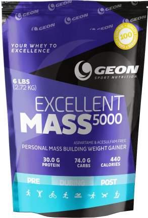 Гейнер Geon Excellent Mass 5000 2720 г банан