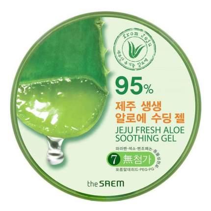 Гель универсальный The Saem Jeju Fresh Aloe Soothing 300 мл