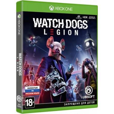Игра Watch Dogs Legion для Xbox One