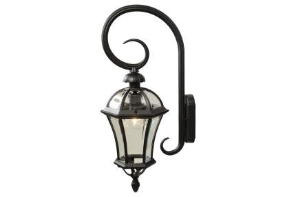 Уличный светильник MW-Light Сандра 811020401 черный