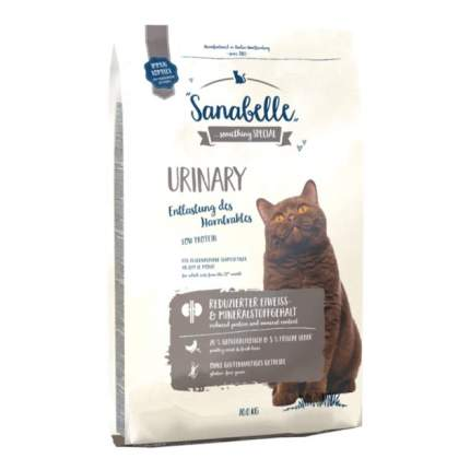 Сухой корм для кошек Sanabelle Urinary, домашняя птица, 10кг