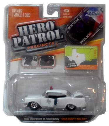 Металлическая машинка Hero Patrol, 1:64, белая Jada Toys