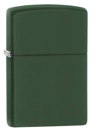 Бензиновая зажигалка Zippo Classic 221 Green Matte