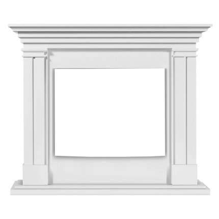 Деревянный портал для камина Electrolux Castello 26/30 белый